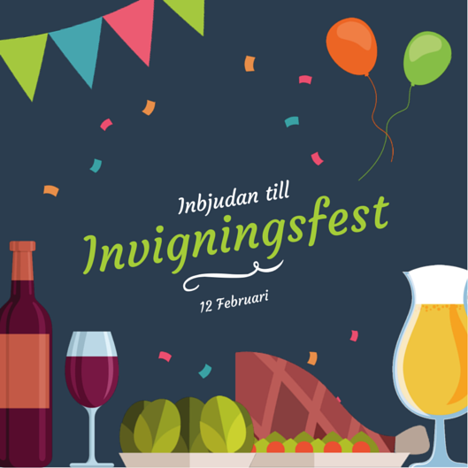Invigningsfest på Smart Optimering!