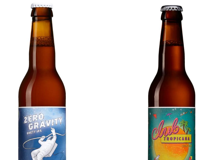 Åter på hyllorna – helt nytappad öl från Rocket Brewing!